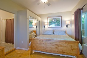 Paia Beach House King Bedroom
