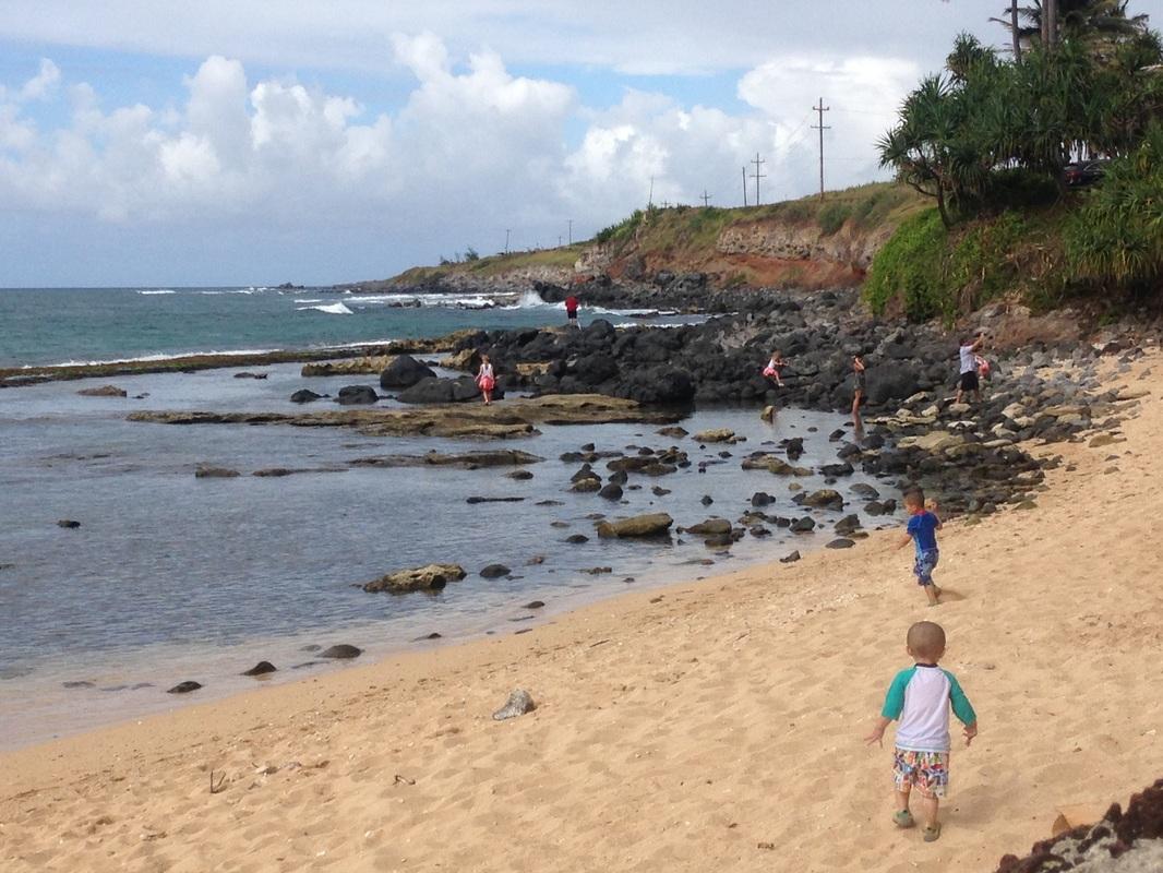 Mama's Beach Kuau Maui