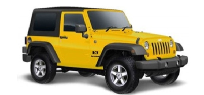 Photo of Jeep car rental