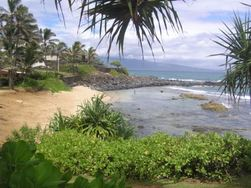 Kuau Plaza, Maui, USA, Mama's Beach