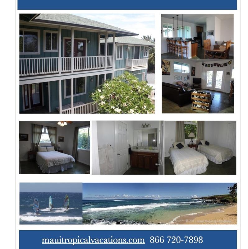 Hale Makai Maui Beach House