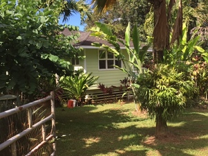 Maui Pineapple Cottage Exterior
